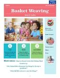 Little Red Riding Hood- Basket Weaving