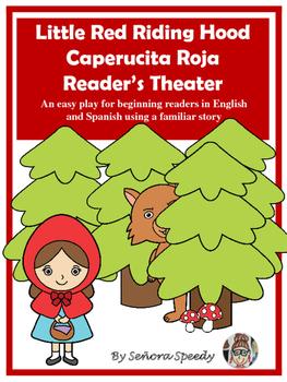 Little Red Riding Hood/Caperucita Roja Reader's Theater