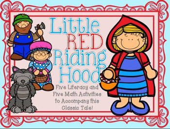 Little Red Riding Hood: Classic Tales Mini Pack
