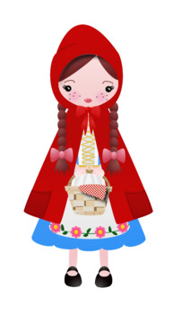 Little Red Riding Hood Clip Art