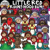 Little Red Riding Hood Clipart Bundle {Reading Clipart}