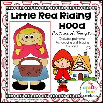 Little Red Riding Hood Craft