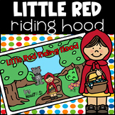 Little Red Riding Hood Cross-Curricular Fairy Tales Unit WOLVES