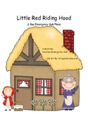 Little Red Riding Hood Emergency Sub Plans