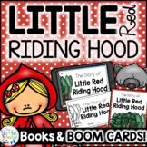 Little Red Riding Hood Emergent Reader