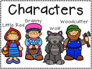 Little Red Riding Hood (Emergent Story Unit w/CCSS)