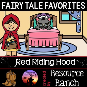 Little Red Riding Hood Fairy Tale Favorites Series
