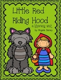Little Red Riding Hood Fiction / Wolf!  AND Nonfiction Unit