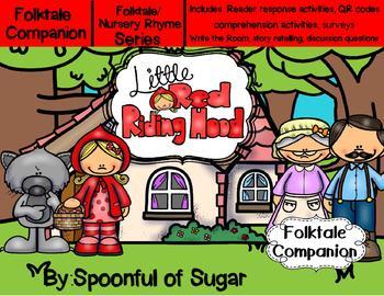 Little Red Riding Hood (Folktale Companion)