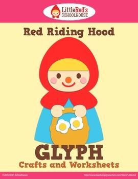 Little Red Riding Hood Glyph