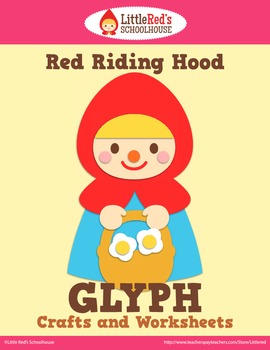 Little Red Riding Hood Glyph