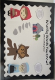 Little Red Riding Hood Interactive Bulletin Board Idea