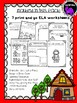 Little Red Riding Hood Literacy Pack for Kindergarten and First Grade
