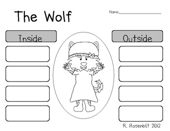 Little Red Riding Hood: Literature Common Core Activities