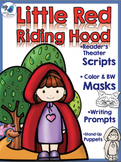Little Red Riding Hood (Masks, Scripts, Printables)