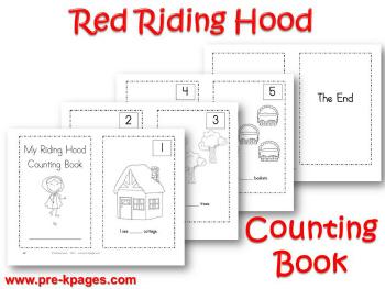 Little Red Riding Hood Math Activities