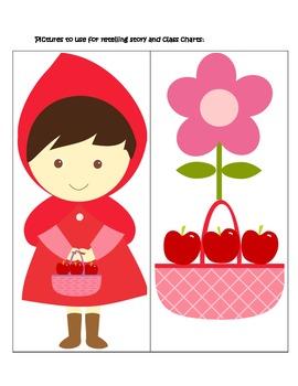 Little Red Riding Hood Mini Unit