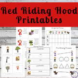Little Red Riding Hood Pack NSW Font