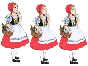Little Red Riding Hood Picture Pack