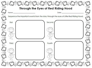 critical analysis of red riding hood The favorite bedtime story ''little red riding hood'' has a rich history dating back to the first century in this lesson, we'll look at the history and go over a brief summary of the story.
