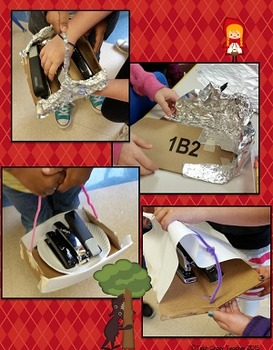 Project Based Learning with STEM: Little Red Riding Hood