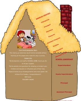 Little Red Riding Hood Program