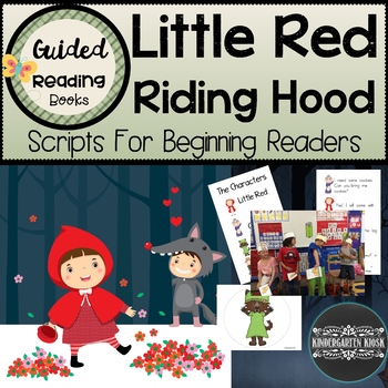 Little Red Riding Hood: Reader's Theater or Partner Play