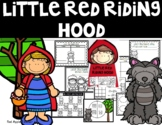 Little Red Riding Hood---Reading Response Journal and Math and Literacy Centers