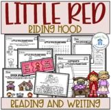 Little Red Riding Hood Reading and Writing Tasks