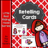 Retelling Cards for Little Red Riding Hood