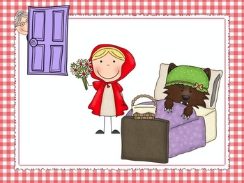 Little Red Riding Hood Retelling Tools