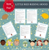 Little Red Riding Hood Role Play / Drama
