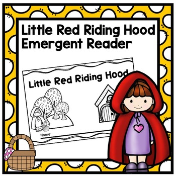 Little Red Riding Hood Sight Word Reader