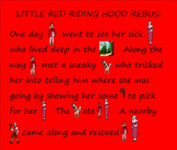Little Red Riding Hood Smartboard Activities