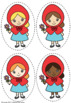 Little Red Riding Hood Puppets