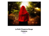 Little Red Riding Hood Story and Activities for French 1