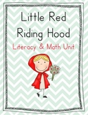 Little Red Riding Hood Unit