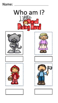Little Red Riding Hood Stock Photos Little Red Riding Hood Stock