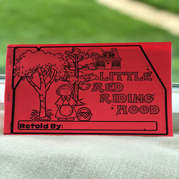 Little Red Riding Hood Writing Activity