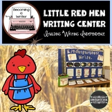 Little Red Hen Independent Writing Practice