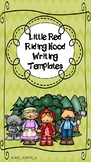 Little Red Riding Hood Writing Templates