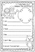 Little Red Riding Hood Writing Unit and Craftivity