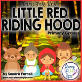 Little Red Riding Hood - a Language Arts unit