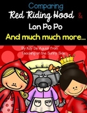 Red Riding Hood and Lon Po Po