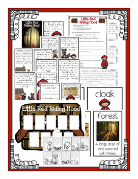 Little Red Riding Hood and Other Stories