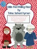 Little Red Riding Hood by Trina Schart Hyman - Vocabulary