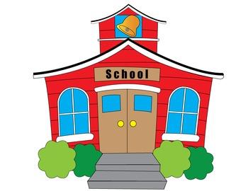 Little Red School House by Blue dream designs | Teachers ...