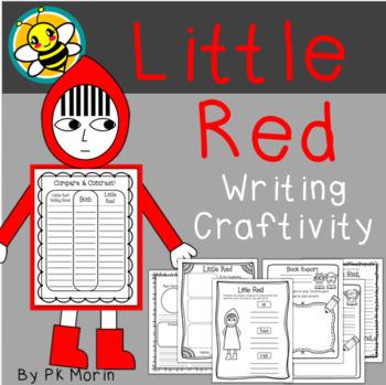 Little Red Writing Craftivity
