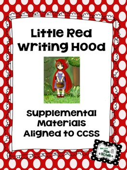 Red Writing Hood - Supplemental Materials