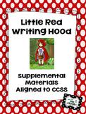Red Writing Hood - Supplemental Materials